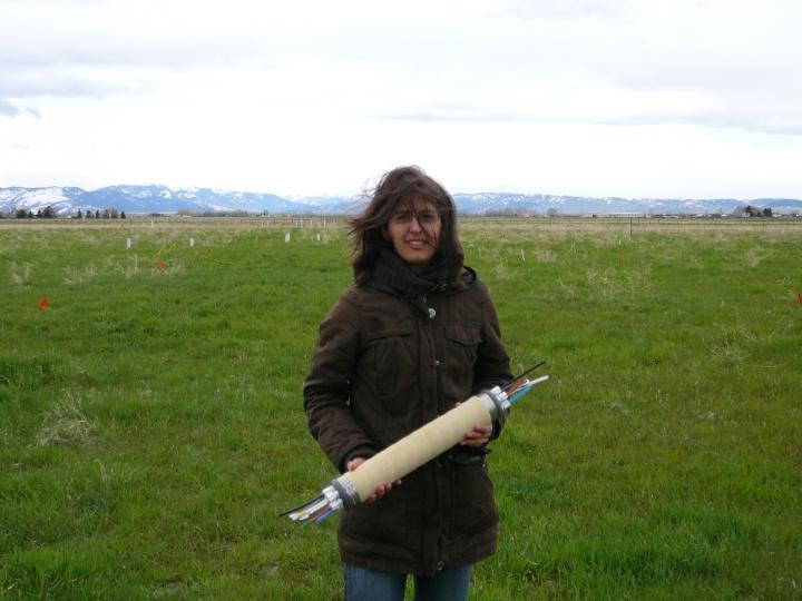 Das Testfeld für Naturversuche in Montana, USA